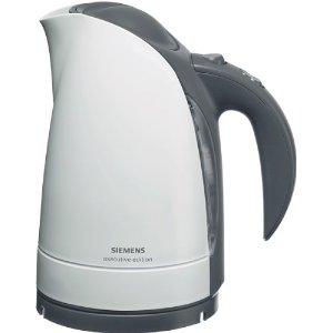 Siemens TW60101 Wasserkocher executive edition, weiß